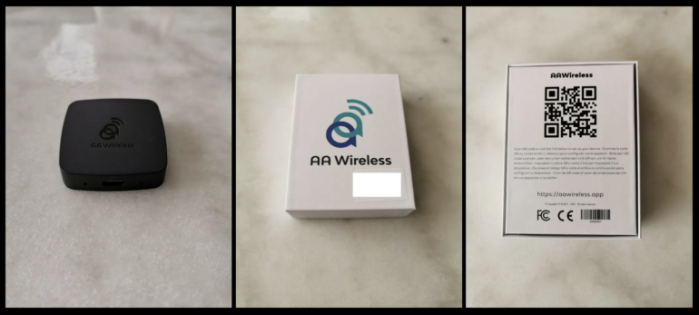 AAW android auto wireless