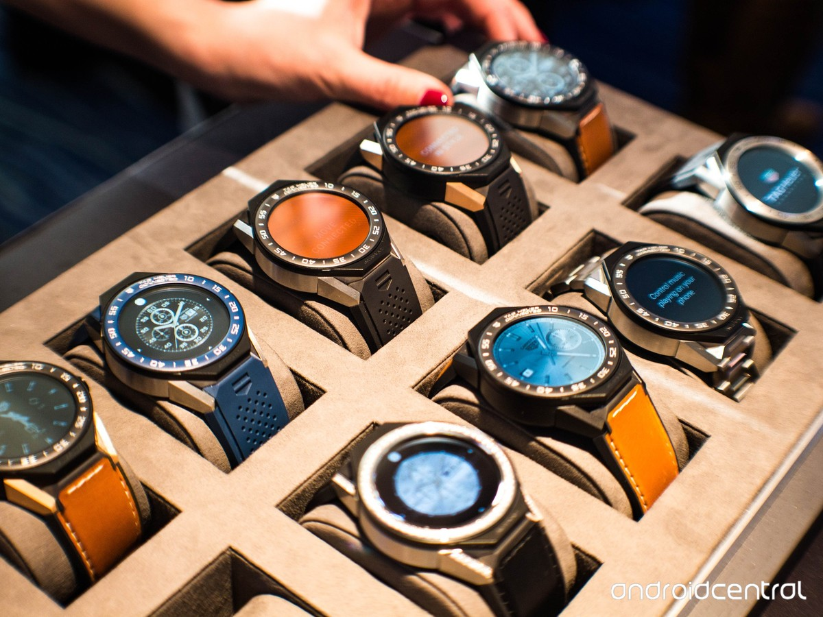 TAG Heuer presenta Connected Modular 45