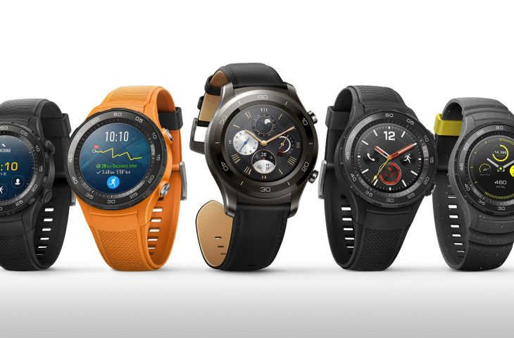 Huawei Watch 2 arriva in Italia a partire da €329