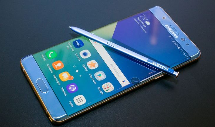 Imminente il lancio di Samsung Galaxy Note 7R     di Francesco Siciliani 17 minuti fa0    0shares Facebook Twitter Google+ Whats App Facebook Messenger