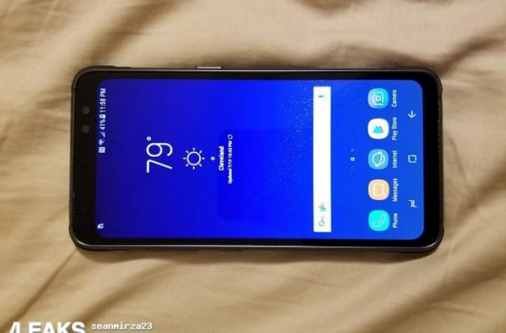 Galaxy S8 Active: foto, video e dettagli