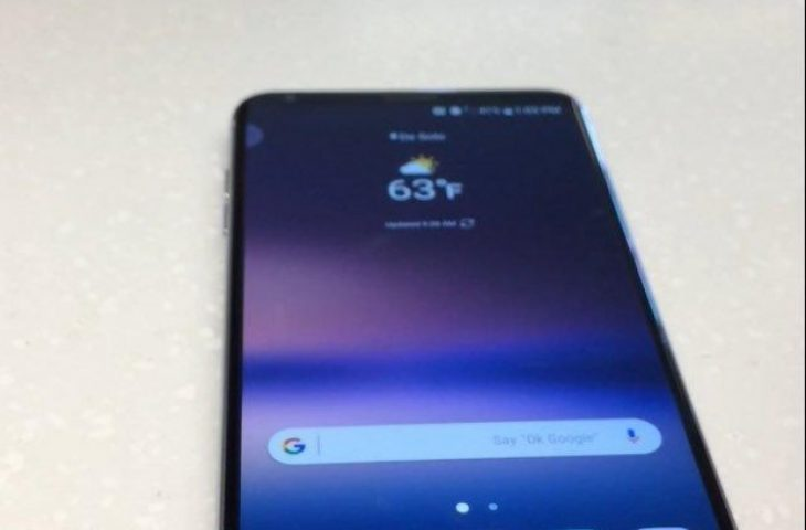 LG V30: display Full Vision con tecnologia Oled!