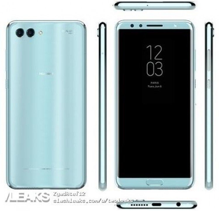 Huawei Nova 2S si mostra per la prima volta in video