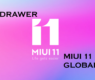 App Drawer sulla MIUI 11 Global