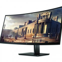 HP Z38c Curved Project Soane