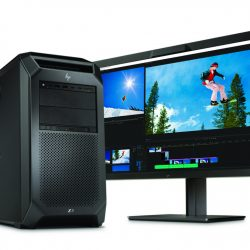 HP Z8 Workstation with HP Z31x Display_R