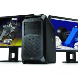HP Z8 Workstation with dual HP Z27x Displays (3)