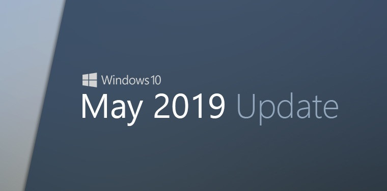 May 2019 Update