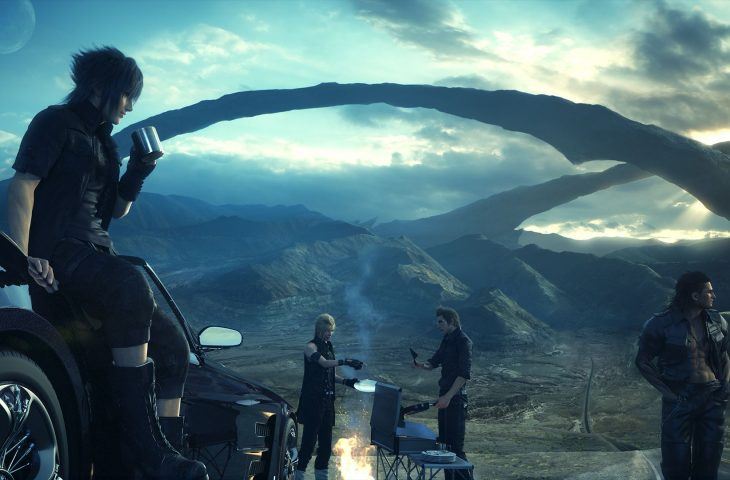 FINAL FANTASY XV in arrivo su Nintendo Switch?
