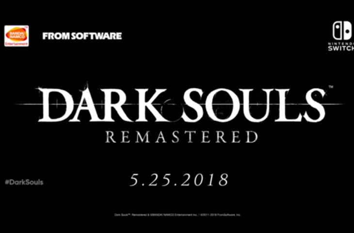 Dark Souls Remastered - in arrivo su Nintendo Switch?