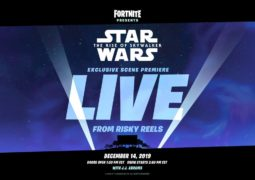 Fortnite Star Wars evento